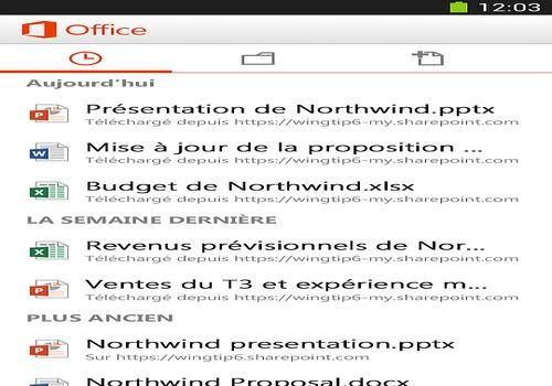 T l charger microsoft office mobile pour android google play - Telecharger open office pour tablette android ...