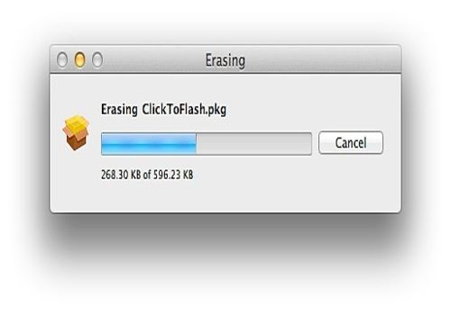 Permanent Eraser Mac
