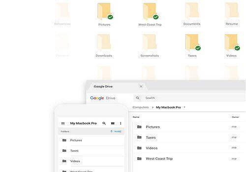 Sauvegarde et Synchronisation de Google Drive