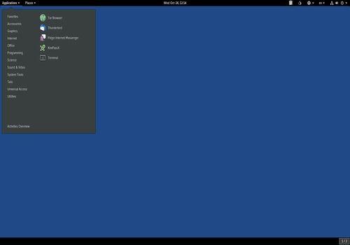Tails  pour Linux
