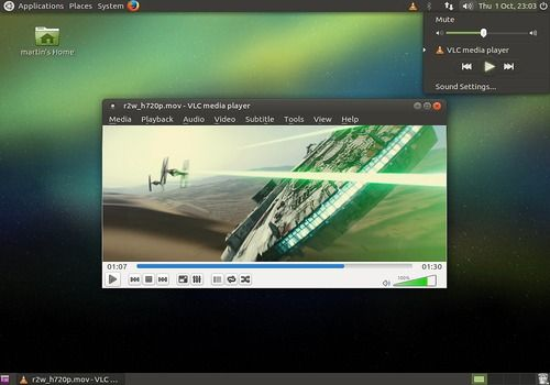 Ubuntu Mate Raspberry Pi 2/3 pour Linux