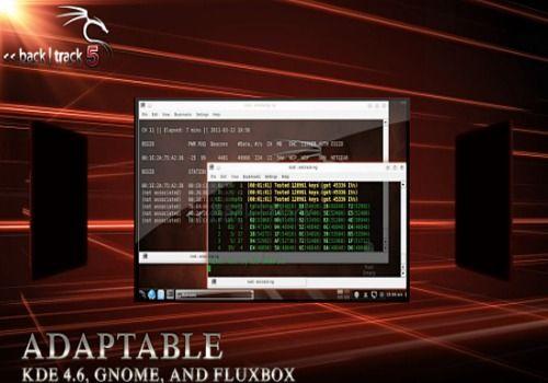 BackTrack pour Linux