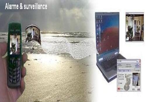 CC-CAM Systeme d'alarme