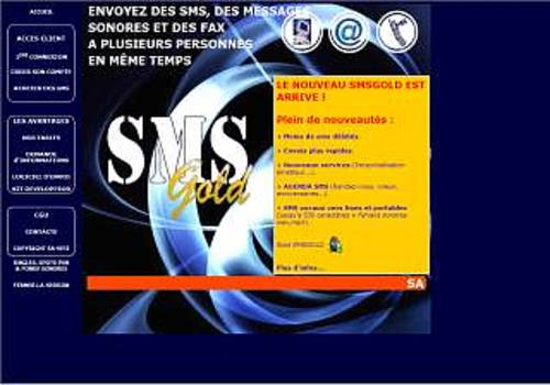 SMS GOLD