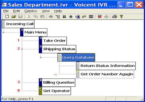Voicent IVR Studio