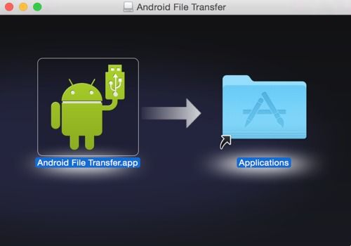 Android File Transfer pour Mac
