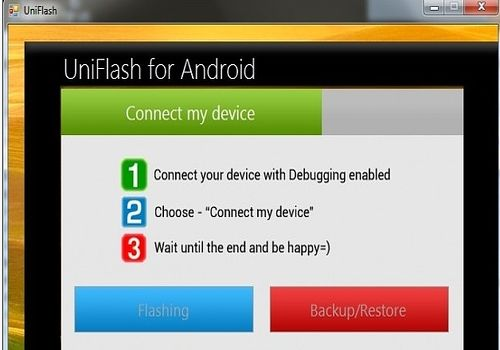 uniflash apk