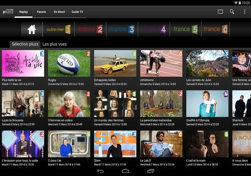 france•tv : la TV en direct et replay Android