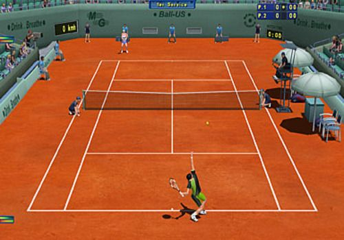 T l charger tennis elbow 2011 pour windows shareware for Surface terrain de tennis