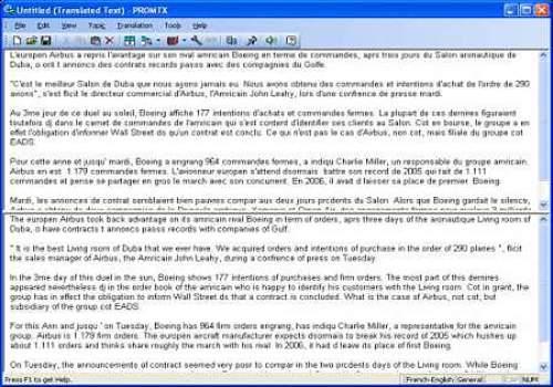 @promt Personal Translator English-Fr