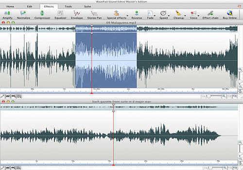 T 233 L 233 Charger Wavepad 201 Diteur Audio Pour Mac 6 60 Shareware