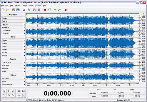 t u00e9l u00e9charger avs audio editor pour windows