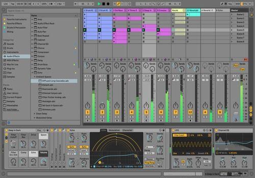 Ableton Live Mac