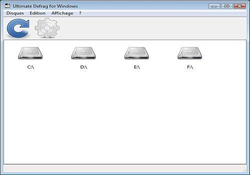 Ultimate Defrag for Windows