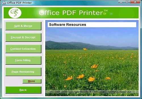 T l charger office pdf printer pour windows shareware - Telecharger open office pour windows 8 ...
