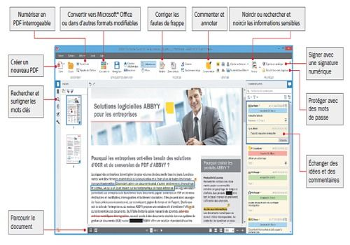 T l charger abbyy pdf transformer pour windows shareware - Convertir fichier pdf en open office gratuit ...