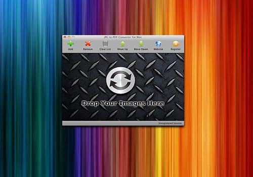 fusionner jpg en pdf