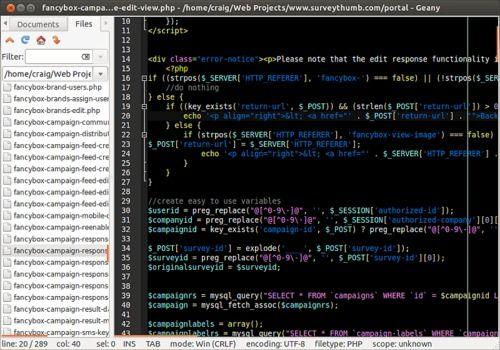 PHP pour Linux