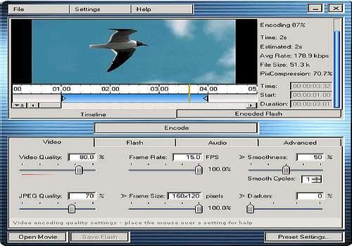 Turbine Video Encoder