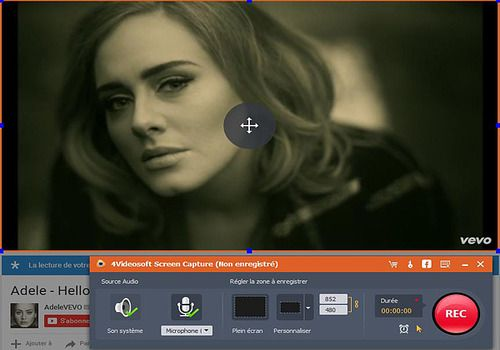 4Videosoft Screen Capture