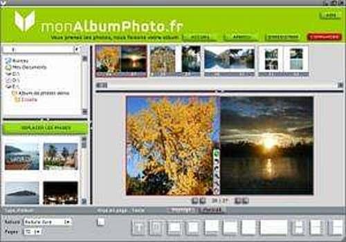 MonAlbumPhoto pour Mac