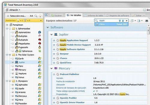 Total Network Inventory 3.6.2