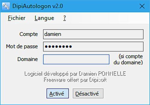 DipiAutologon v2.1