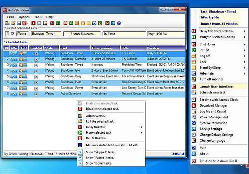 Auto Shutdown Pro II 4.5.0.0