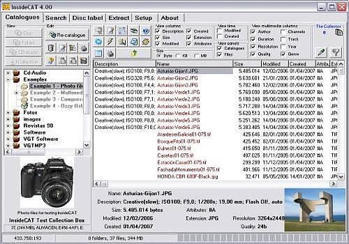 InsideCAT Lite Edition