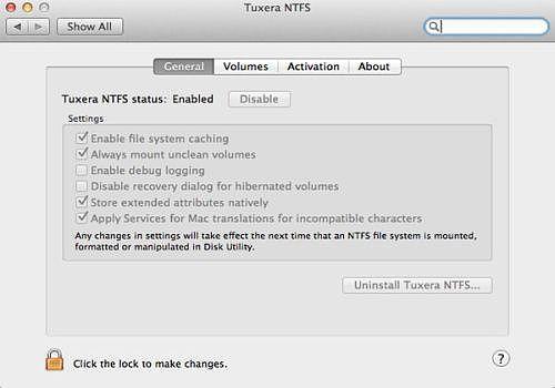 Tuxera NTFS for Mac 2018