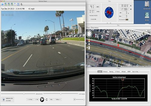 Dashcam Viewer Mac