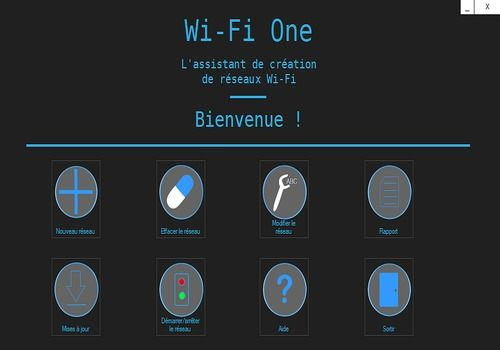 Wi-Fi One Version 1.1.0