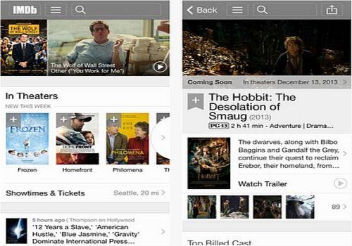 IMDb iOS