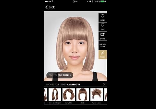 Style my Hair pour iOS