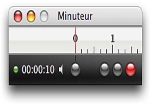 Minuteur 5 pour Mac