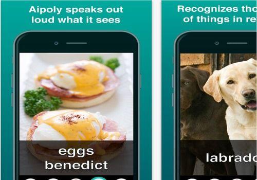 Aipoly Vision iOS