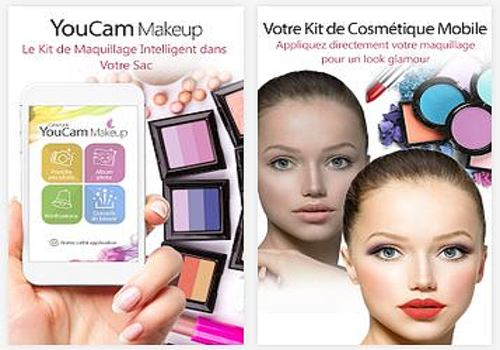 YouCam Makeup iOS