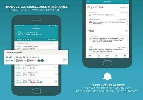 SNCF iOS