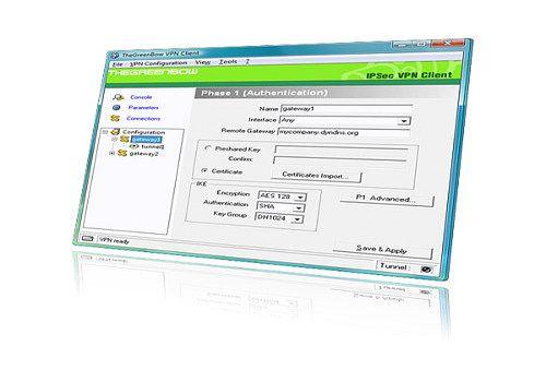 IPSec VPN Client