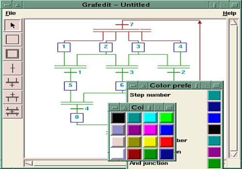 Graftor für Linux