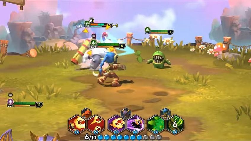 Play Skylanders Ring Of Heroes On Pc Or Mac It Is Possible