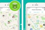 GeoZilla - Géolocaliser Famille et Amis  iOS