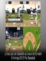 9 innings 2015 pro baseball apk