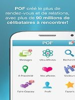 POF gratuit application de rencontres pour Android