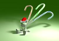 free christmas screensaver