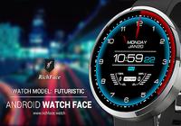 Futuristic Watch Face