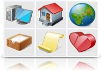 Vista Artistic Icons