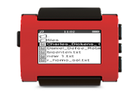 Text Reader for Pebble