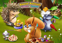 Forest Animals Arts and Crafts