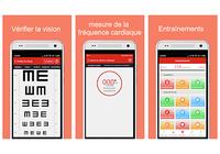 iCare Moniteur santé iOS